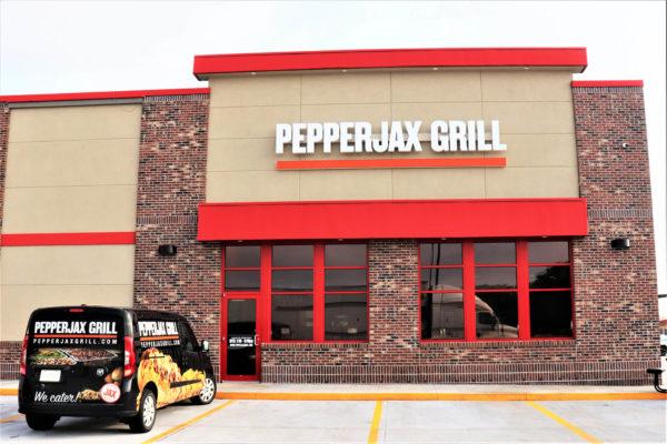 North Platte store front